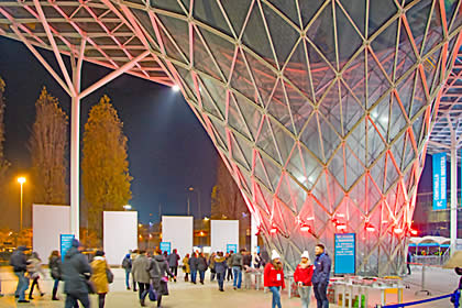 Messe Fiera Milano Rho
