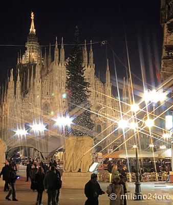 Xhristmas in Milan