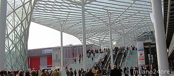 Messe Mailand