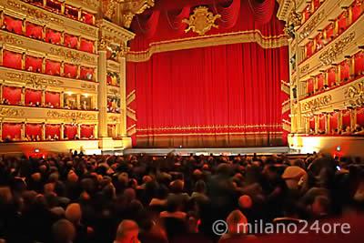 Mailander Scala Oper Tosca Zur Premiere Der Opernsaison 2020