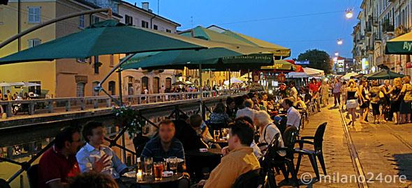 Wohin am abend in mailand top adressen f r nightlife for Il naviglio grande ristorante