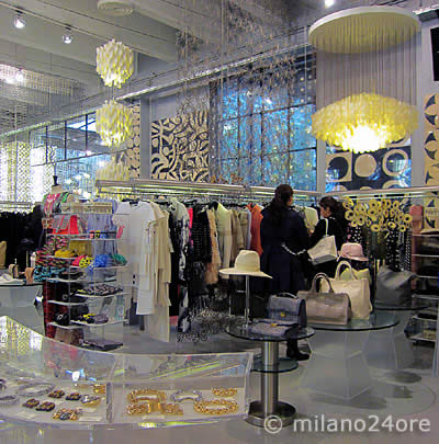 shopping mailand die besten shopping adressen f r italienische designermode. Black Bedroom Furniture Sets. Home Design Ideas